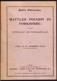 Battles Fought in Yorkshire | eBooks | Reference