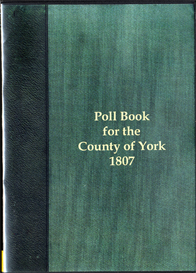 Poll Book for the County of York 1807 | eBooks | Reference