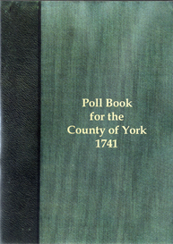 Poll Book for the County of York 1741 | eBooks | Reference