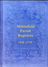 The Parish Registers of Alstonfield 1538 - 1731. | eBooks | Reference
