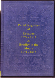 The Parish Registers of Croxden and Bradley-in-the-Moor.   eBooks   Reference