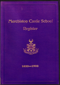 Merchiston Castle School Register 1833-1903 | eBooks | Reference