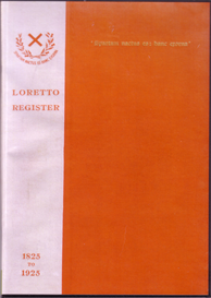 Loretto School Register 1825 to 1925 | eBooks | Reference
