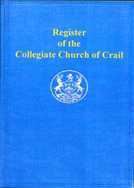 the register of the collegiate church of crail, with introductory remarks.
