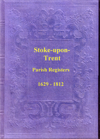 The Parish Registers of Stoke-upon-Trent, in Staffordshire. | eBooks | Reference