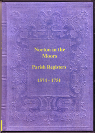 The Parish Registers of Norton-in-the-Moors, Staffordshire. | eBooks | Reference