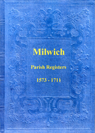 The Parish Registers of Milwich in Staffordshire. | eBooks | Reference