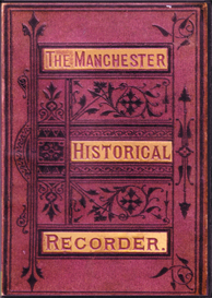 The Manchester Historical Recorder. | eBooks | Reference