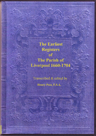 The Parish Registers of Liverpool, 1660-1704. | eBooks | Reference
