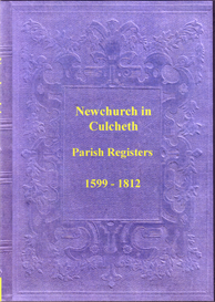 The Parish Registers of Newchurch in the Township of Culcheth, in Lancashire. | eBooks | Reference
