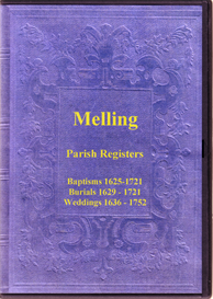 The Parish Registers of Melling in the county of Lancashire. | eBooks | Reference