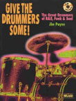 Give The Drummers Some! - 276 page digital book with photos + 100 mp3 drum beat audio files | eBooks | Music
