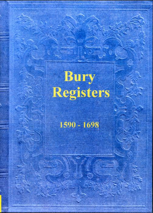 First Additional product image for - The Parish Registers of Bury in Lancashire.