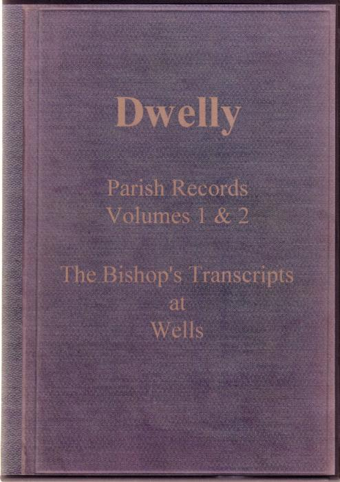 Second Additional product image for - Dwelly's Parish Records Volumes 1 & 2.