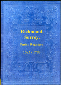 The Parish Registers of Richmond, Surrey. | eBooks | Reference