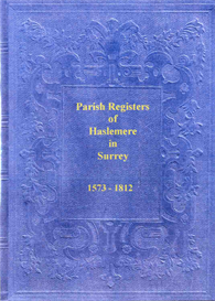 Parish Registers of Haslemere in Surrey | eBooks | Reference