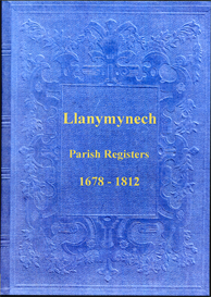 The Parish Registers of Llanymynech, on the borders of Shropshire and Mongomeryshire, Wales. | eBooks | Reference