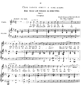 Ogni Sabato Avrete Il Lume Acceso High Voice In E Flat Major L Gordigiani Caecilia Ed André 1894 Vol I 906 A Ebooks Sheet Music